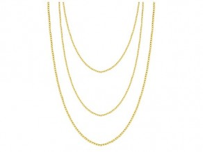 9KT Yellow Gold Chains