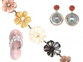 Mother of Pearl Shell Jewellery