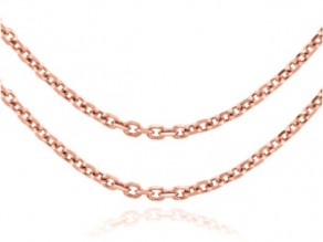 9KT Rose Gold Chains